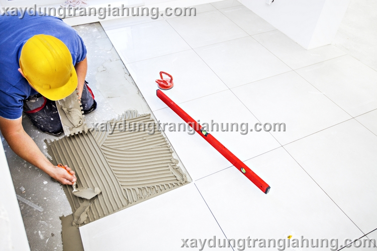 Dịch vụ lót nền nhà