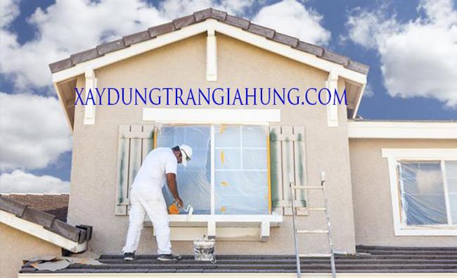 Đơn giá sửa chữa nhà cửa
