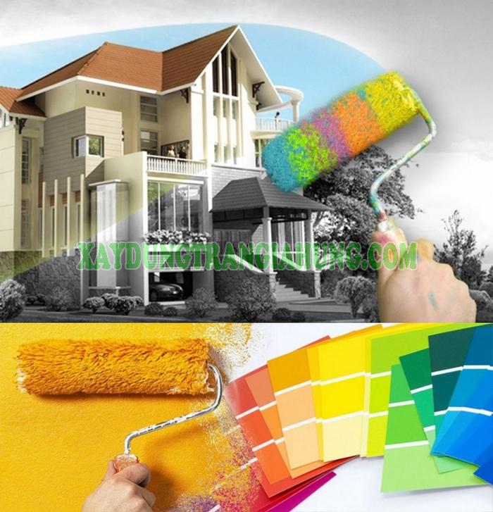 Cải tạo sơn nước nhà