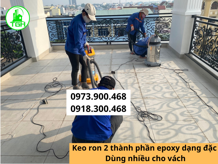 Dịch vụ xử lý sự cố, bảo trì sàn